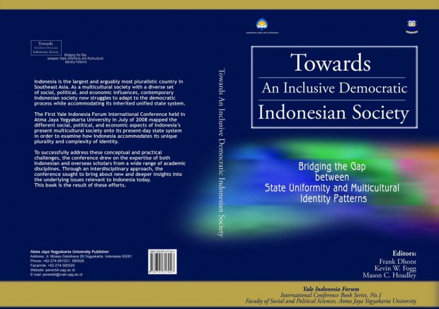 Towards an Inclusive Democratic Indonesian Society