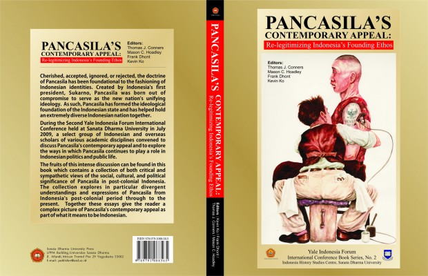 Pancasila's Contemporary Appeal